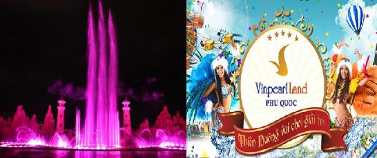 Tour du lịch Phú Quốc Vinpearl