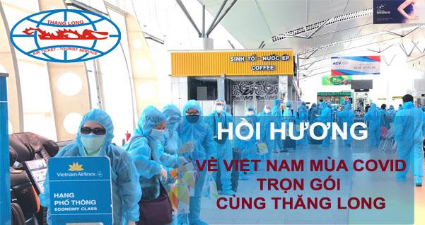 Hồi Hương Về Việt Nam Mùa Covid